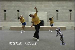 出典:ロダン体操をしよう|ロダン館 静岡県立美術館